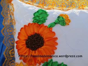 Broderie perna decorativa